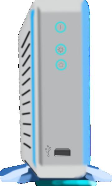 Hard disk external usb hard drive clip art free vector