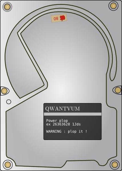 Hard disk glibersat hard drive clip art at vector clip art