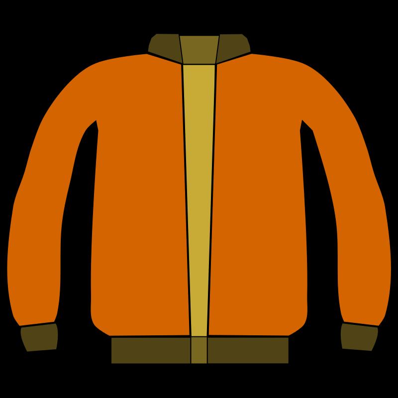 Jacket clipart 2