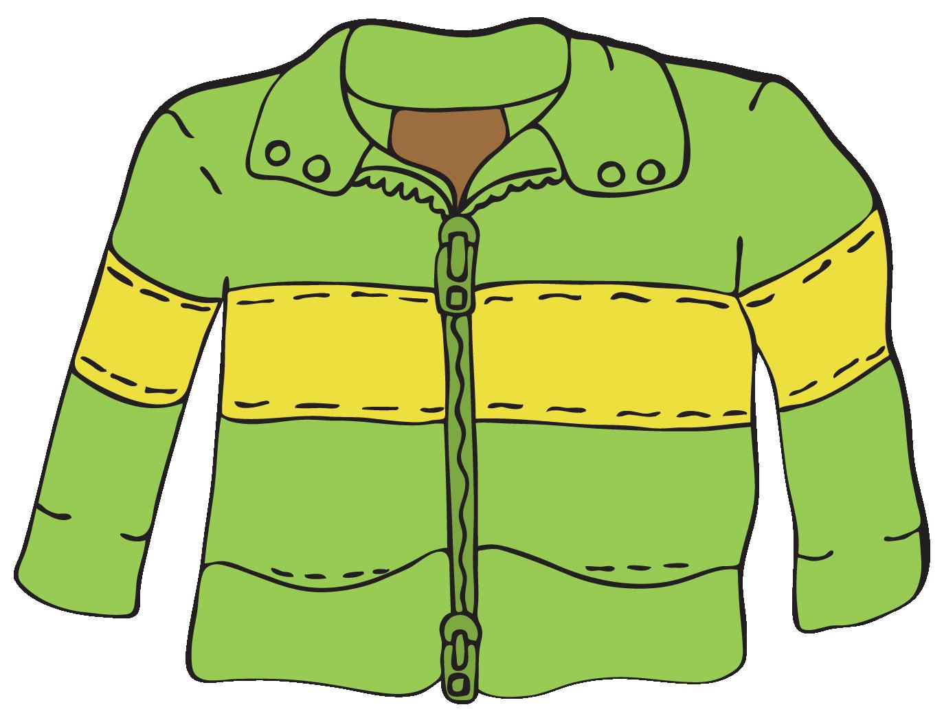 Jacket clipart gratis jacke clipart