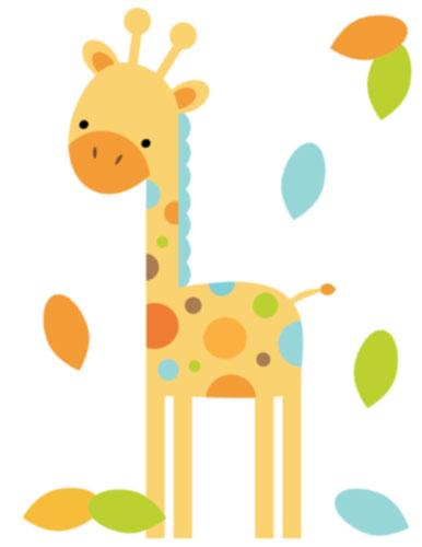Baby giraffe clipart 9 baby giraffe images clipart free