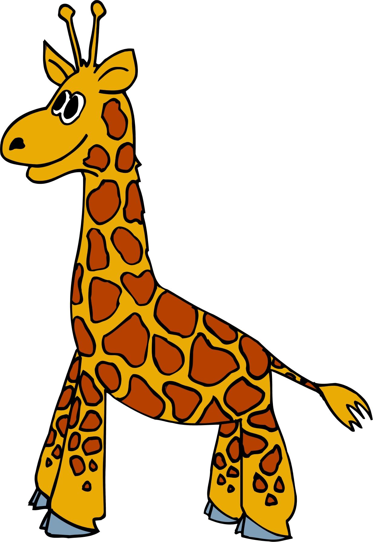Baby giraffe free giraffe clipart