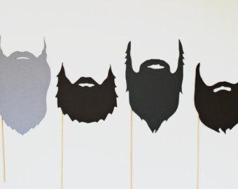 Beard clip art