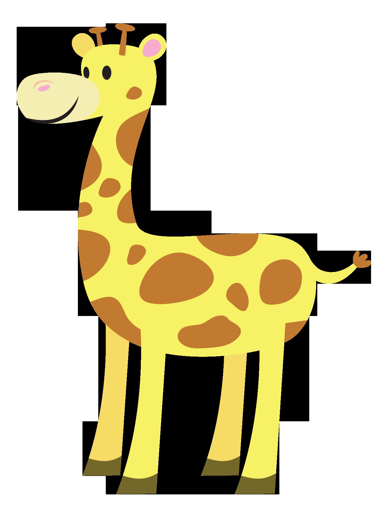 Cute baby giraffe clip art clipart clipart