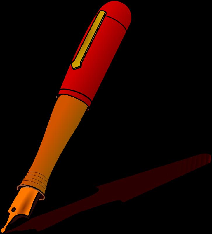 Ink pen ballpoint pen clipart free clipart images