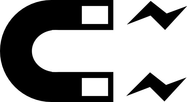 Magnet clip art at vector clip art 2