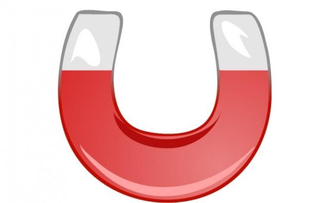 Magnet clip art vector free download