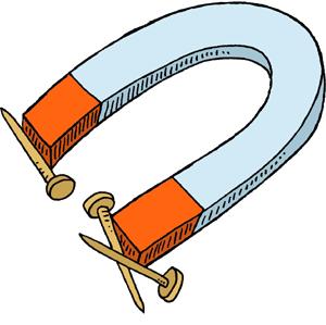 Magnet clipart clipart