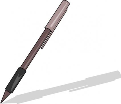 Pen clip art images free clipart images