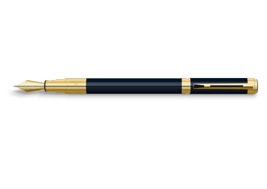 Pen clipart vector clip art free design