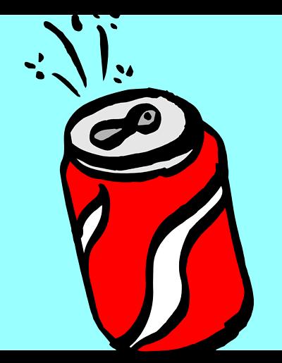 Soda can clip art clipart
