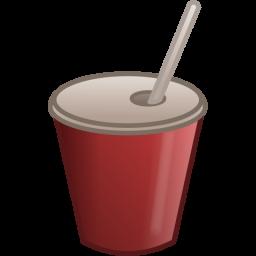 Soda cup2 clip art
