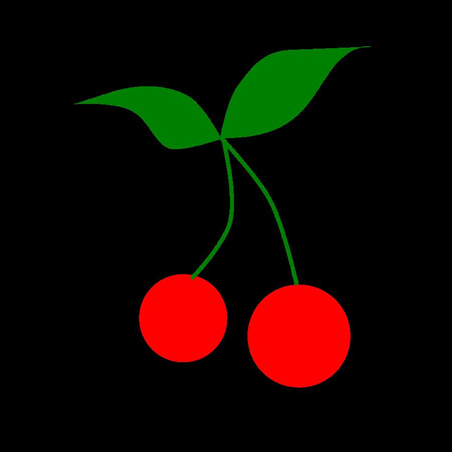 Cherry clipart vector clip art free design