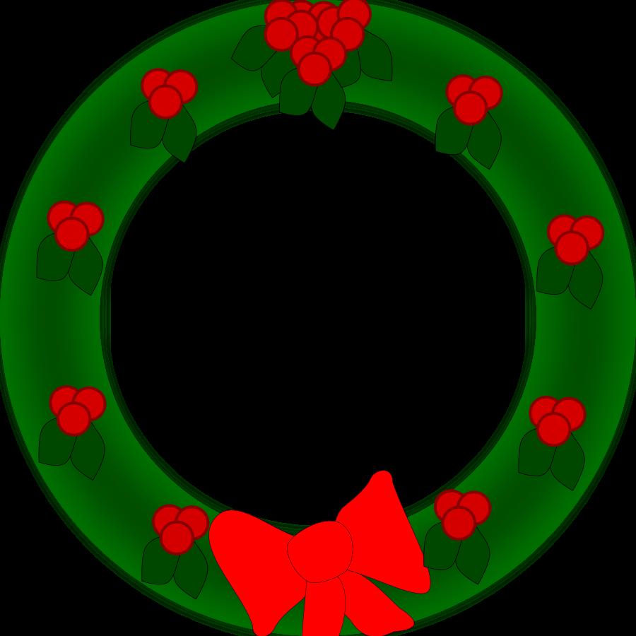 Clip art wreath clipart