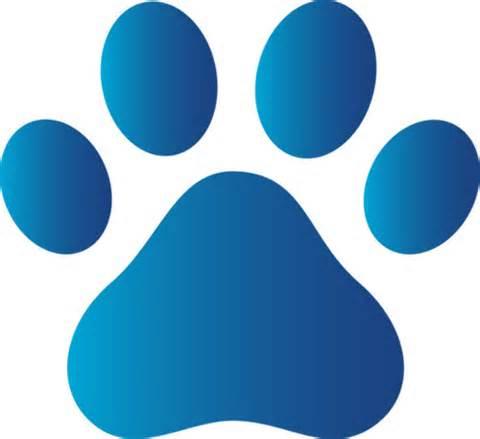 Dog paw print clip art free download free 3