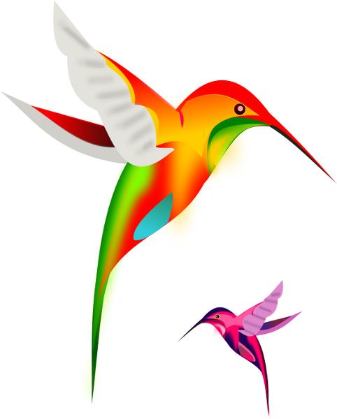 Hummingbird clip art download