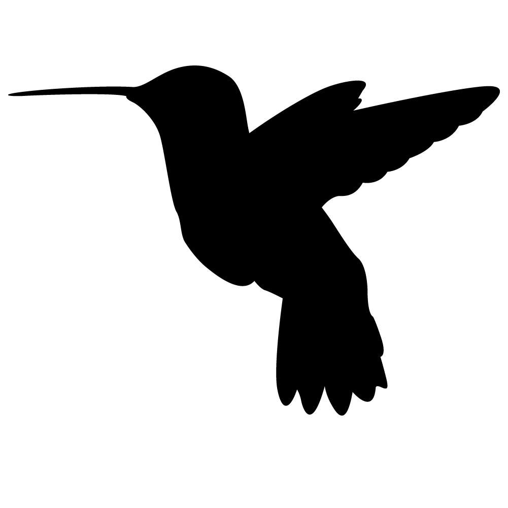 Hummingbird clipart 8