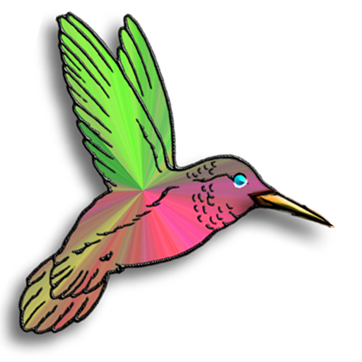 Hummingbird silliness clipart free clipart images
