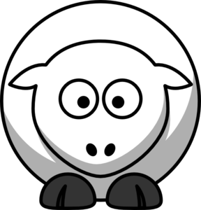 Lamb clip art at vector clip art free 2