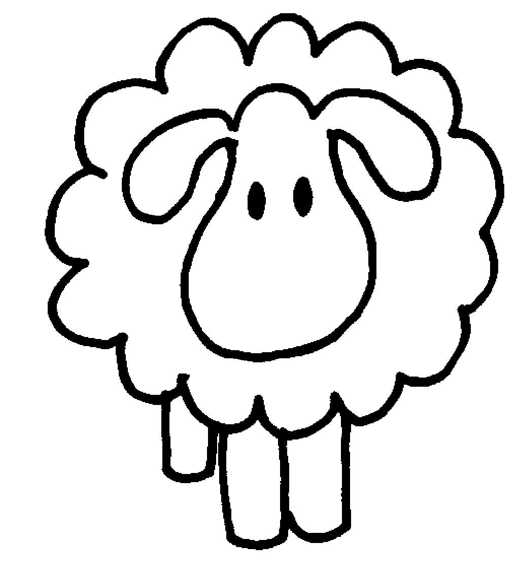 Lamb clipart 11