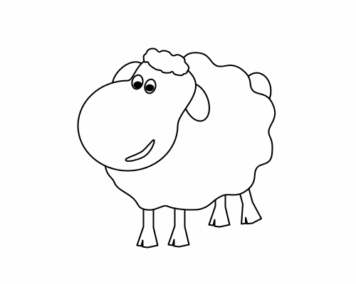 Lamb free easter clip art