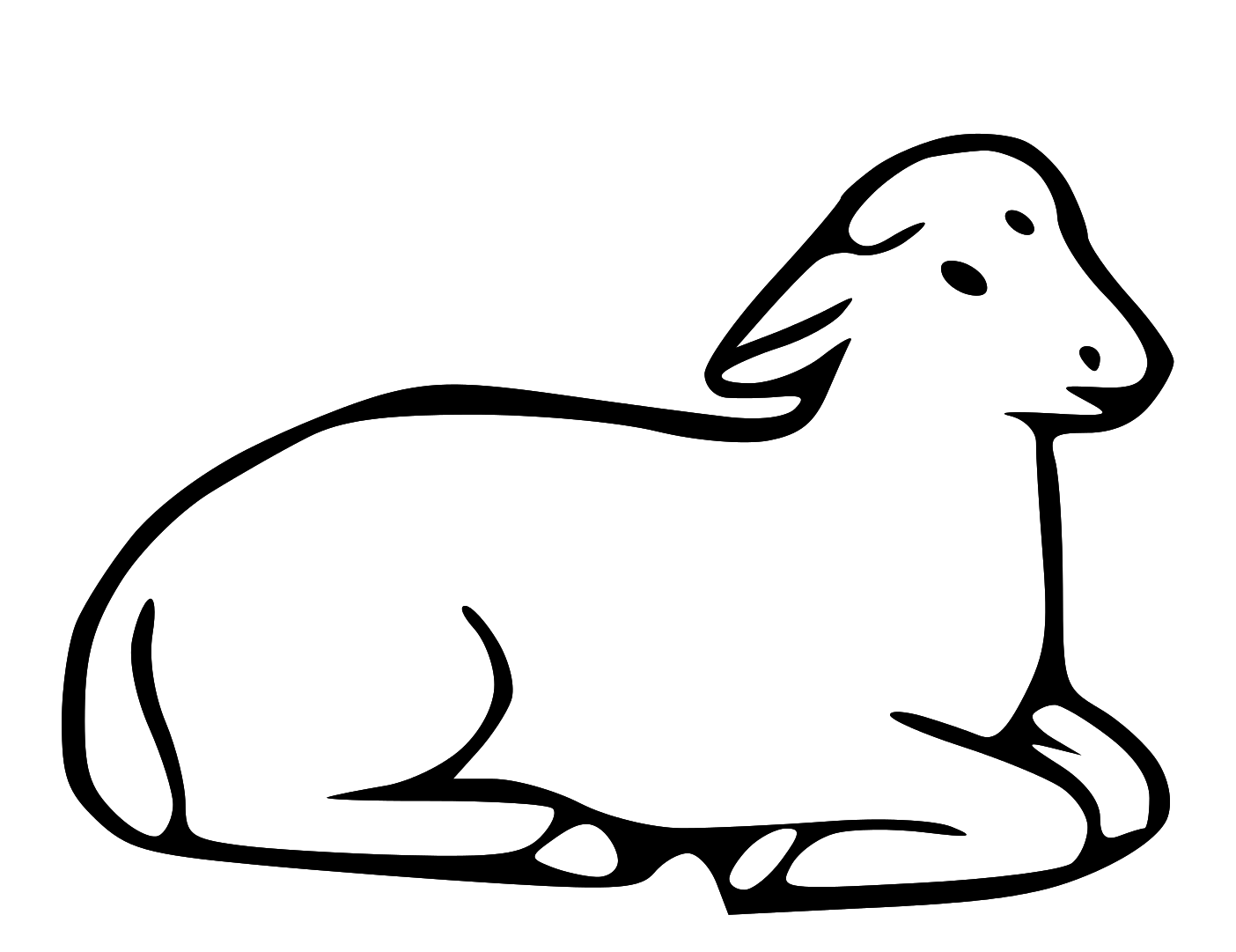 Lds clipart lamb clip art free clipart images