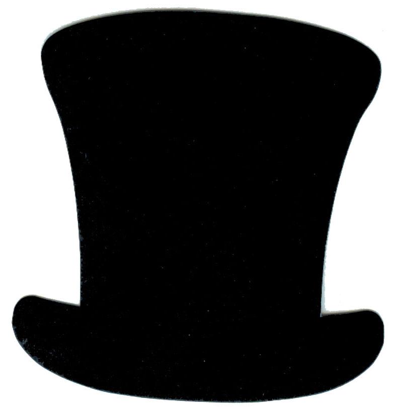 Top hat images clipart