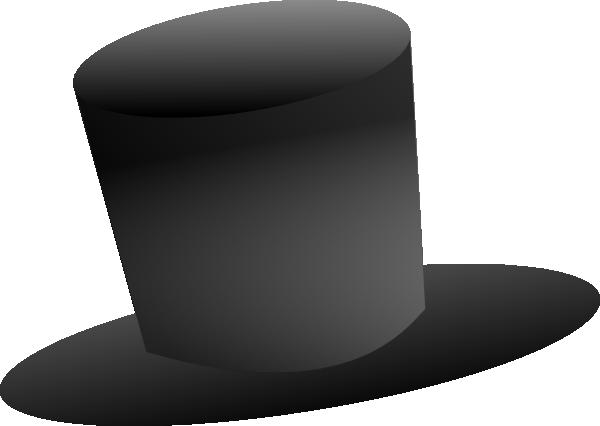 Top hat tophat clip art at vector clip art