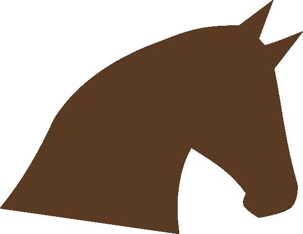 Arabian horse head clip art images 2