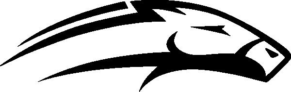 Horse head clip art at vector clip art