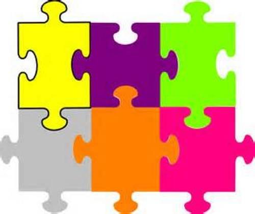 Puzzle piece clipart puzzle clipart