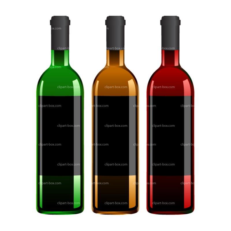 Wine bottle wine clip art 2