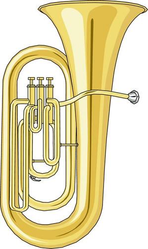 Cliparti1 tuba clipart