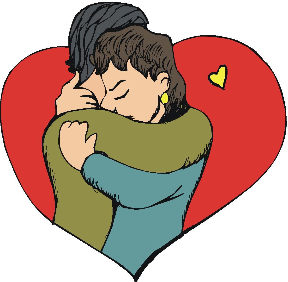 Hugs clipart 6 hugging clip art