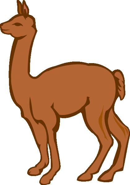 Llama clip art free clipart images