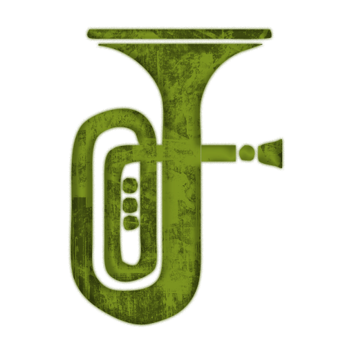 Tuba clipart image #20208