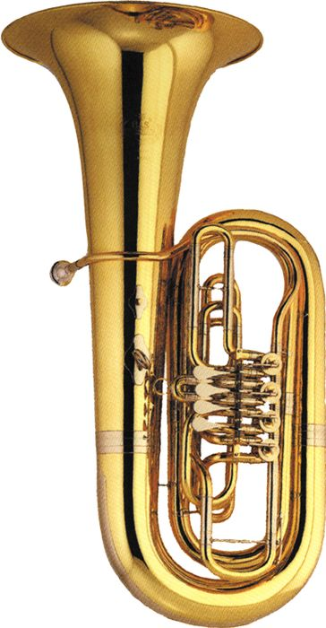 Tuba clipart free clipart images image #20206
