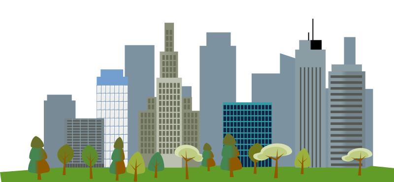Cityscape clip art download