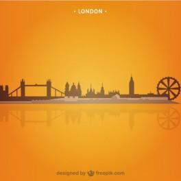 Cityscape clip art vectors download free vector art