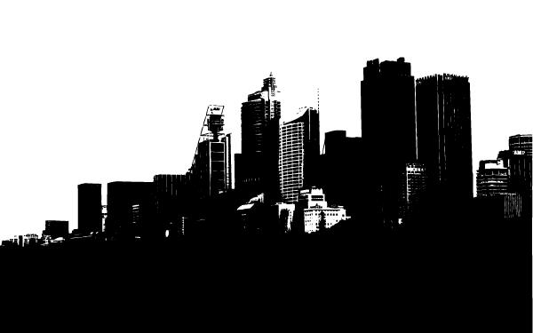 Cityscape clipart vectors download free vector art