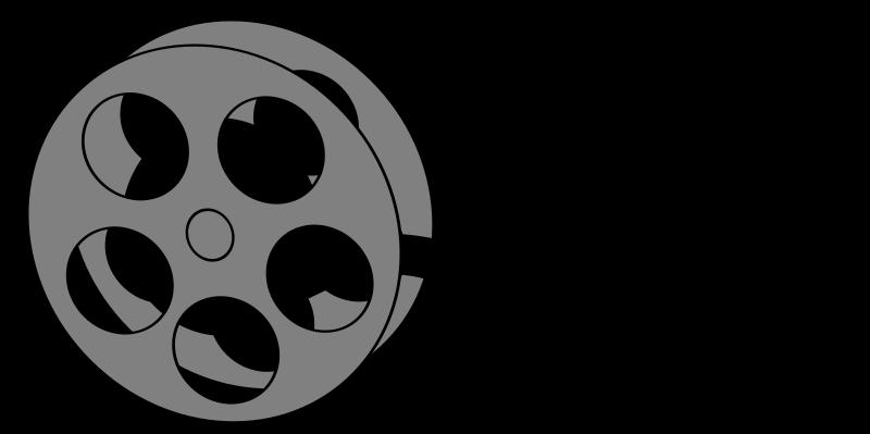 Clip art movie reel clipart