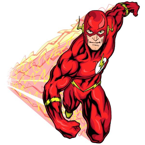 Flash clipart 2