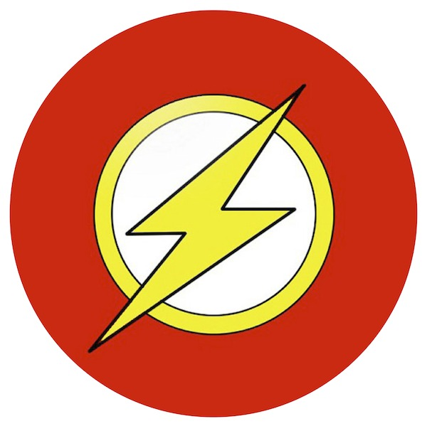 flash logo clipart image #20707