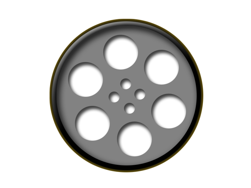 Movie reel clip art clipart clipart