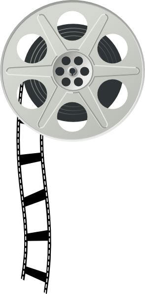 Movie reel clipart border free clipart images 2