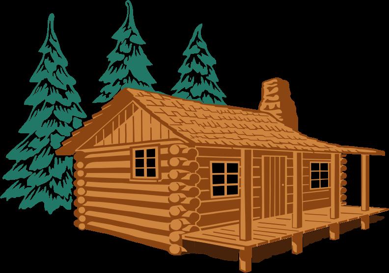 Cabin2 clip art