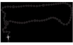 Rosary clip art clipart