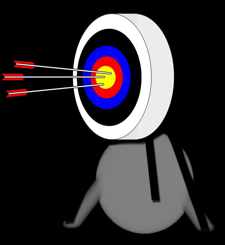 Archery 9 clip art