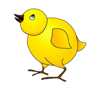 Cliparti1 chick clip art