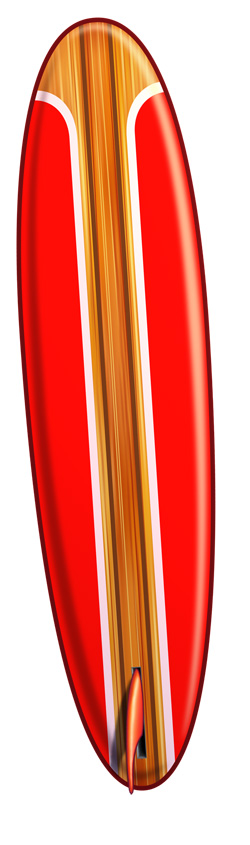 Cliparti1 surfboard clip art